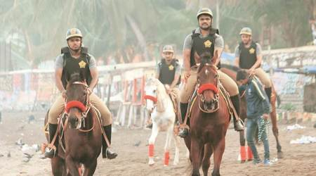 On Republic Day: 88 years after being disbanded, Mumbai's first unit of mounted policemen set to make a comeback