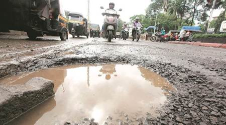 Chandigarh Civic body couldn't complete over 50% of road repair work, be ready for a bumpy ride