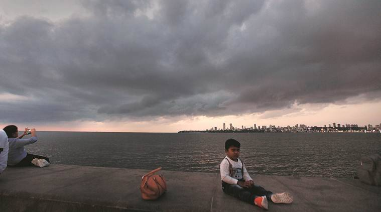 mumbai weather, maharashtra weather, IMD mumbai, Mumbai news, maharashtra news, indian express news