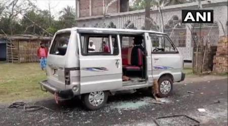 West Bengal: Two dead as anti-CAA protests turn violent in Murshidabad