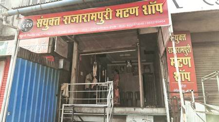food inflation, meat price rise, citizen group mutton shop in Kolhapur, food inflation agitation, inflation, india news, indian express