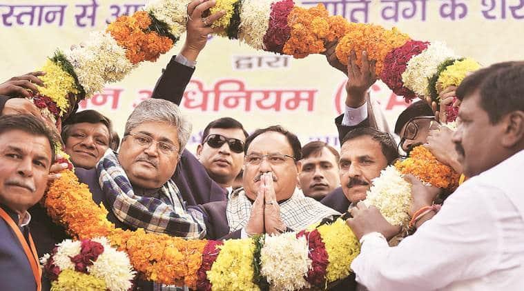 Nadda set to lead BJP — under Shah's shadow