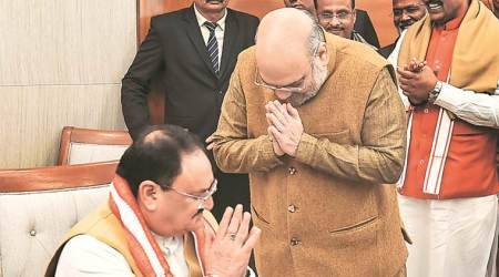 JP Nadda, BJP chief, amit shah, BJP president, JP nadda appointed as BJP president, BJP chief election