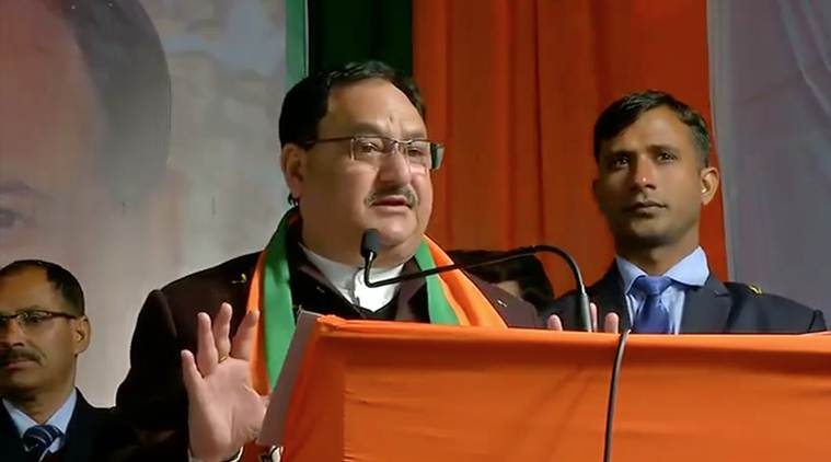 BJP chief Nadda cautions party leaders: Don't give coronavirus a communal twist