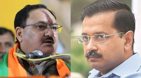 Delhi Elections 2020 LIVE Updates: Why is Kejriwal supporting those who are trying to break India, asks JP Nadda