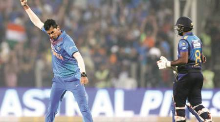 India vs Sri Lanka, Ind vs SL, India vs Sri Lanka T20i, India vs Sri Lanka 3rd T20i, India Sri Lanka T20i, Shardul Thakur, Jasprit Bumrah, Shikhar Dhawan, India vs Sri Lanka scorecard, Ind vs SL scorecard, Cricket news, Sports news, Indian Express