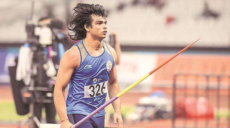 Neeraj Chopra donates Rs 3 lakh to assist battle against COVID-19 pandemic