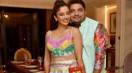 nehha pendse husband shardul