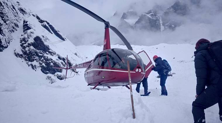 Mt. Annapurna: Rescuers resume search for 4 Korean climbers, 3 Nepali guides