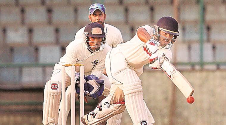 ranji trophy, nitish rana, delhi vs vidarbha, nitish rana delhi vs vidarbha, delhi ranji trophy, nitish rana ranji trophy, cricket news