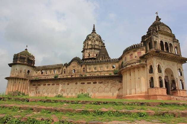 orchha, tourist destination in india, madhya pradesh tourism, Express Wanderlust, Indian Express news