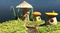On Mars and Moon, astronaut homes could be grown out of fungi