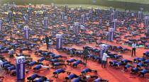 On Republic Day, over 2,400 take plank challenge in Mumbai, create Guinness World Record