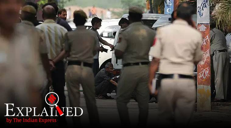 police fir, human rights abuses india police stations, law and order situation, ncrb data, explained news, indian express explained, latest news