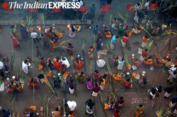 pongal celebrations dharavi, pongal celebrations mumbai, tamils in dharavi, pongal in dharavi