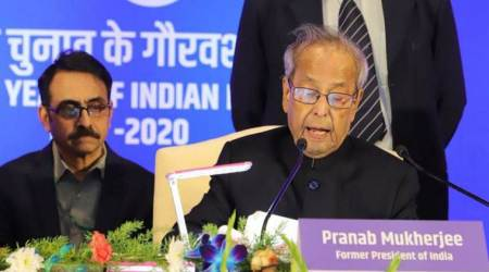 Democracy thrives on listening, arguing and even dissent: Pranab Mukherjee on CAA protests