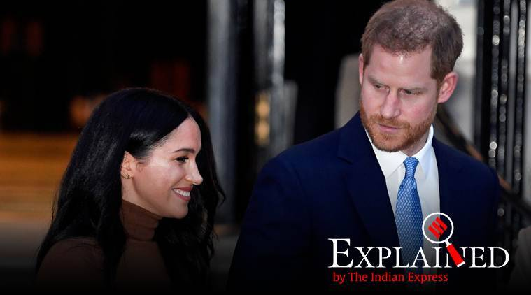 Prince Harry, Meghan Markle no longer 'Royal Highnesses': What does it mean