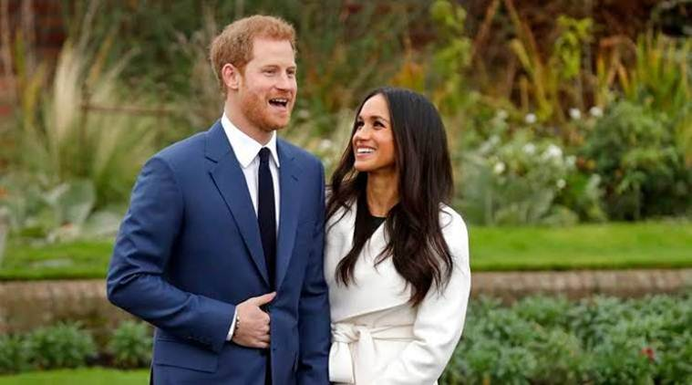 Prince Harry, Meghan Markle bid farewell to royal roles