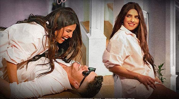 Priyanka chopra nick jonas new poster
