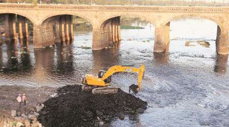 Mutha river, Mutha river cleaning, NGT, Pune municipal corporation, pmc on Mutha river, pune city news