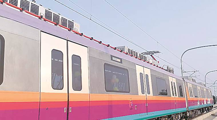 pune metro, pune metro trial run, pune metro inauguration, Sant Tukaram Nagar and Nashik by pune metro, pune city news