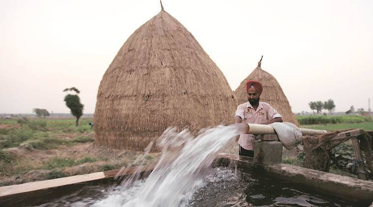 syl canal issue, punjab haryana water issue, punjab government reaction on supreme court order, indian express, punjab news, haryana news, punjab haryana news, opposition and government punjab unify over syl canal issue, punjab desertification fears