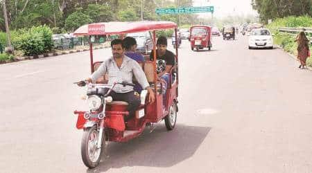 Punjab, Punjab pollution, Punjab to replace autos with e-rickshaws, Punjab e-rickshaws, e-rickshaws pollution