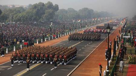 Republic Day parade, Republic Day celebration, Republic Day india gate, Republic Day rajpath, delhi news, indian express news