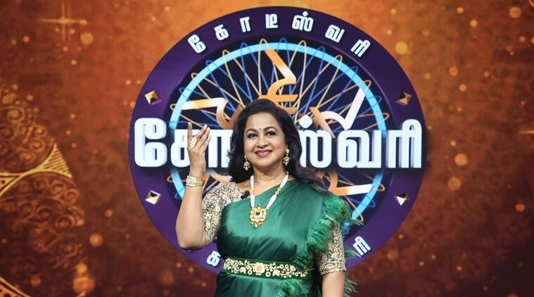 I don't settle for mediocrity: Radikaa Sarathkumar
