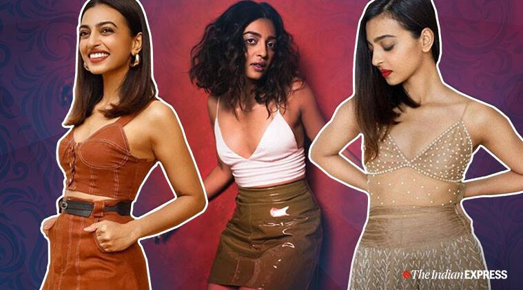 Radhika Apte, Radhika Apte latest photos, Radhika Apte netflix, Radhika Apte shows, Radhika Apte movies, Radhika Apte makeup, Radhika Apte photos, indian express, lifestyle