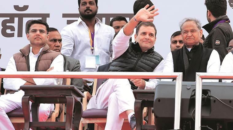 rahul gandhi on pm modi, demonetisation, jaipur rally, unemployment, caa protests, india news, rahul gandhi on CAA, indian express