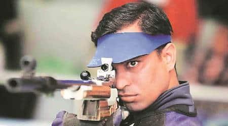 Tokyo Olympics, Tokyo Olympics Indian shooting team, Indian express