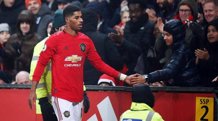 Marcus Rashford raises funds to serve meals to vulnerable children