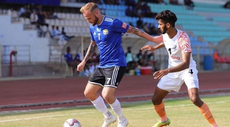 I-League: Real Kashmir beat Indian Arrows 2-0