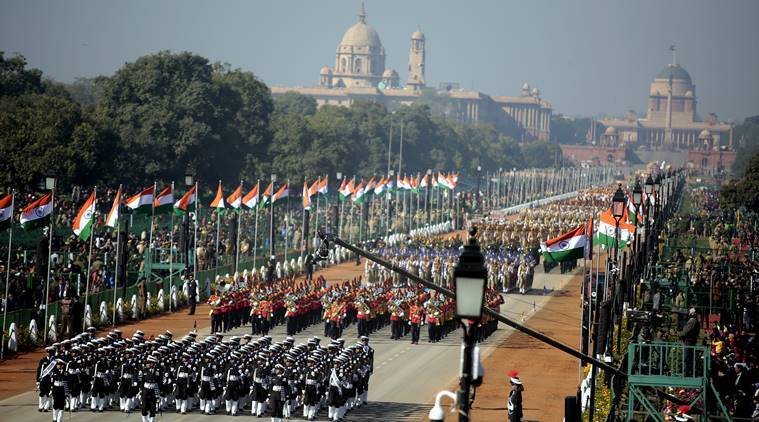 Image result for republic day parade 2020 images