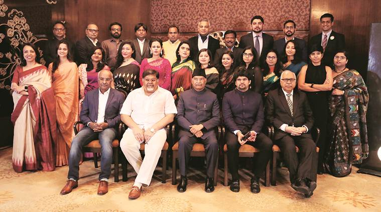 President Kovind at RNG Awards: Our democracy relies on uncovering facts, willingness to debate