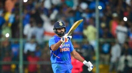 Rohit Sharma's 29th ODI ton helps India beat Australia by 7 wickets, win series by 2-1