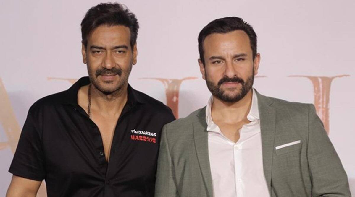 Image result for Aamir Khan and Ajay Devgn
