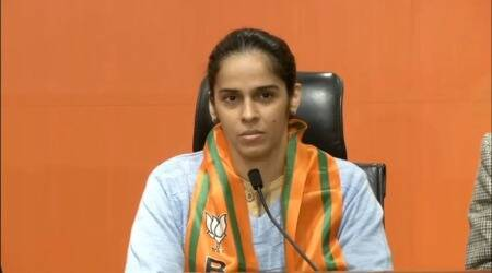 Ace shuttler Saina Nehwal joins BJP, says it's a big day for her