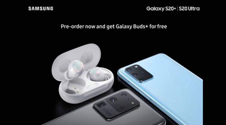 Samsung Galaxy Buds+ could come free with Galaxy S20+, S20 Ultra pre-order
