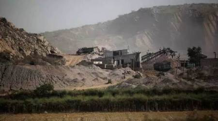 Punjab sand mining, sand mining Punjab, Punjab government, Punjab government on sand mining, India news, Indian Express
