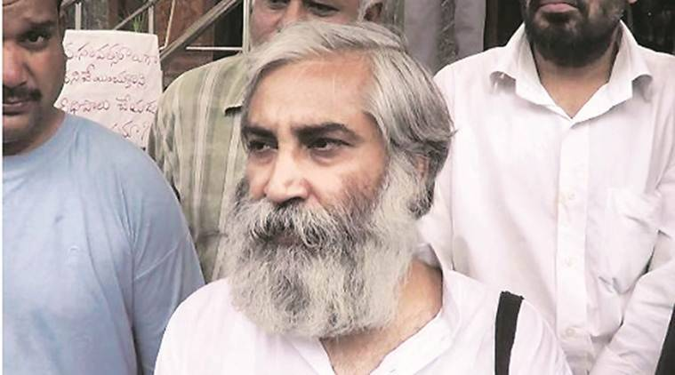 Magsaysay winner Sandeep Pandey booked over 'foul language' against Veer Savarkar