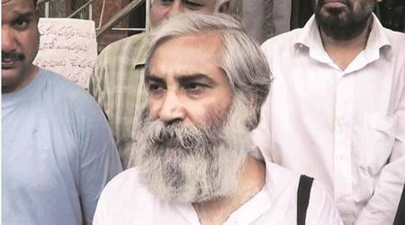 Lucknow CAA protest, CAA protest in Lucknow, Sandeep Pandey Magsaysay award, indian express news