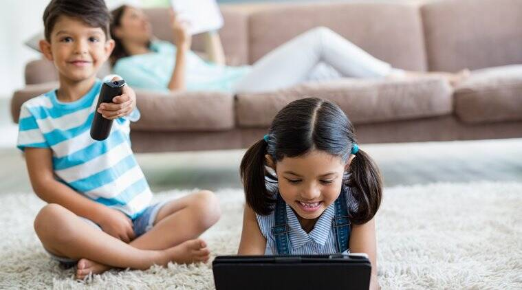 screen time, screen time in children, effects of screen time in children, increased screen time effects