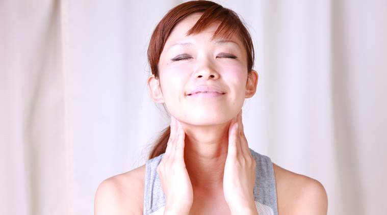 The art of self massage is easier than you thought