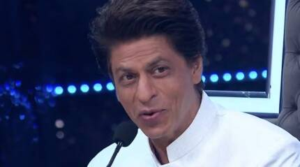 I am a Muslim, my wife is a Hindu, and my kids are Hindustan, says Shah Rukh Khan