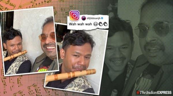 Shankar Mahadevan, Shankar Mahadevan discover flute player, Shankar Mahadevan discovers musician, viral videos, entertainment news, indian express