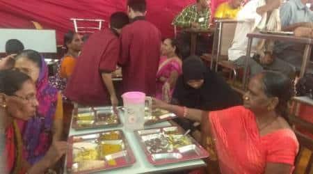 Chief Minister Uddhav Thackeray, Shiv Bhojan scheme, Amma canteens, maharashtra news, indian express news