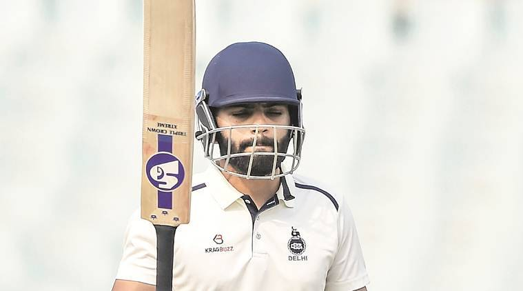 Ranji Trophy, Ranji Trophy 2020, Delhi vs bengal Ranji Trophy, Dhruv Shorey Ranji Trophy, cricket news, indian express