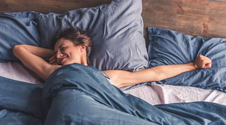 sleeping, sleep, sleeping at night, quality sleep, social relationships, sleep and social life, indian express, indian express news